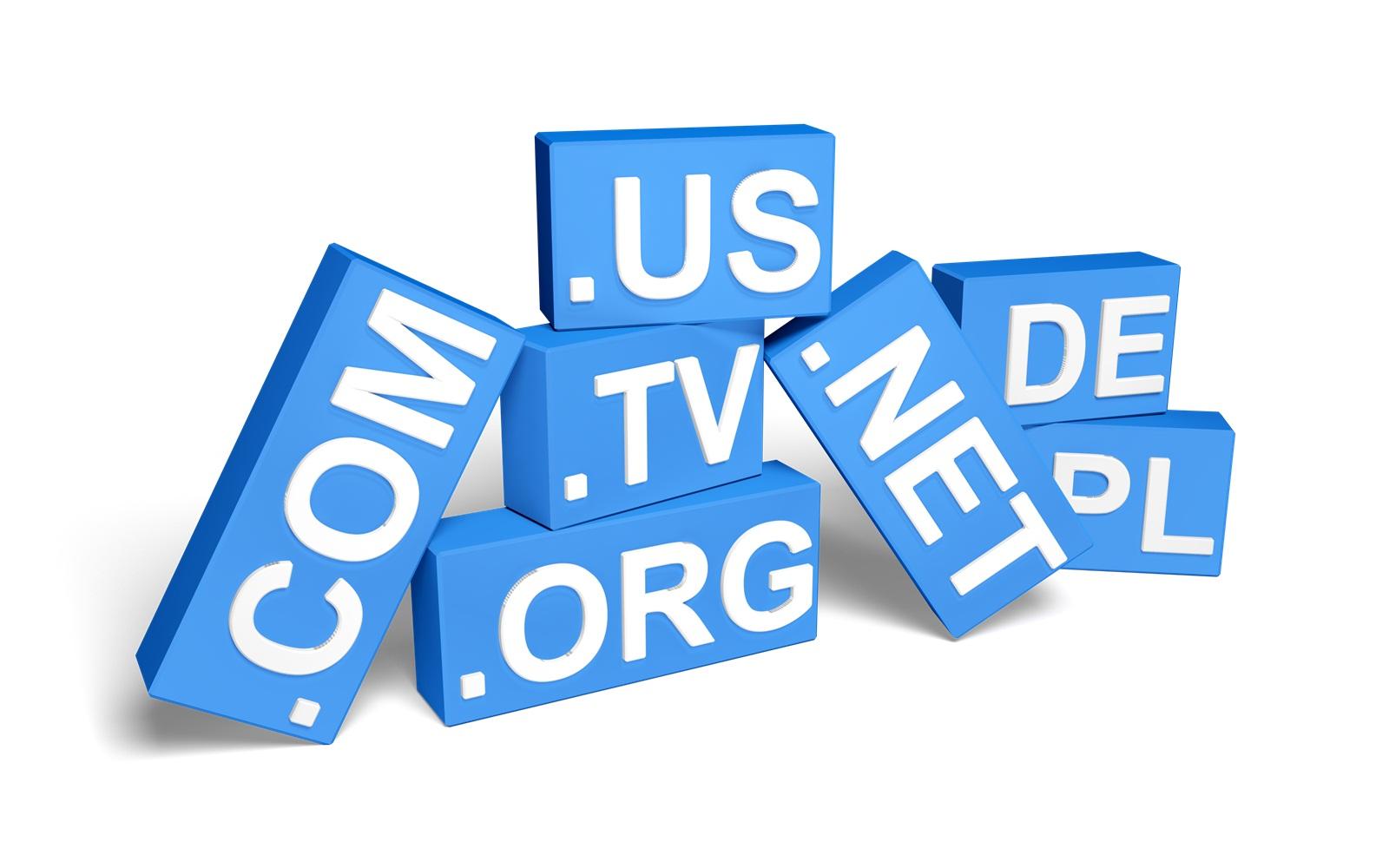 Что такое домен первого уровня