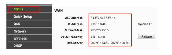 Сервер перестал отвечать на роутере TP-link
